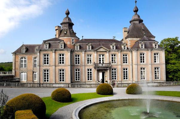 The castles of Meuse and Condroz © François Struzik - simply human 2009 - Belgium - Chateau de Modave
