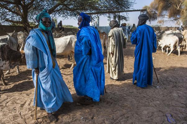 Dahra,  cow herders, SOS Faim - Djolof, Senegal © François Struzik - simply human 2017