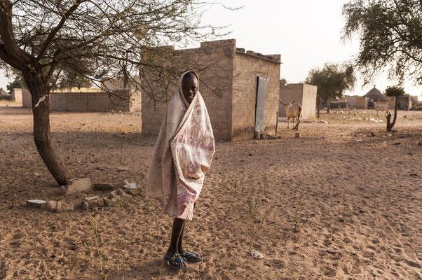 Dahra,   SOS Faim - Djolof, Senegal © François Struzik - simply human 2017