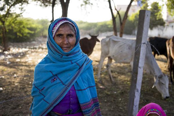 Pushkar, colourful Rajasthan - India  © François Struzik - simply human 2015
