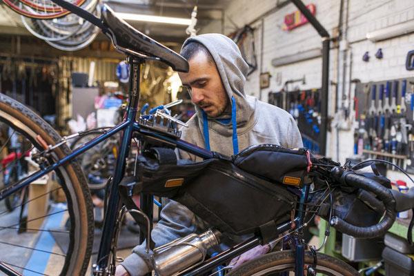 Vélove - Imagine demain le monde © François Struzik - simply human, 2019- La Cyclerie, Liège