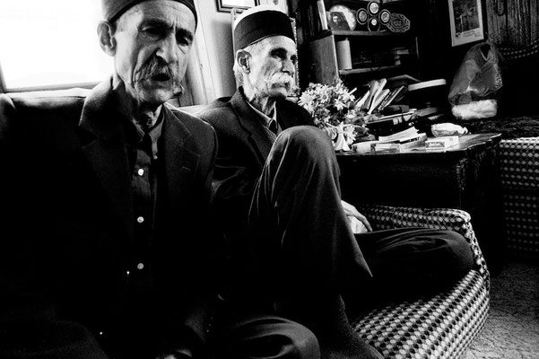 The Dervishes of Prizren- Kosovo © François Struzik - simply human 2008