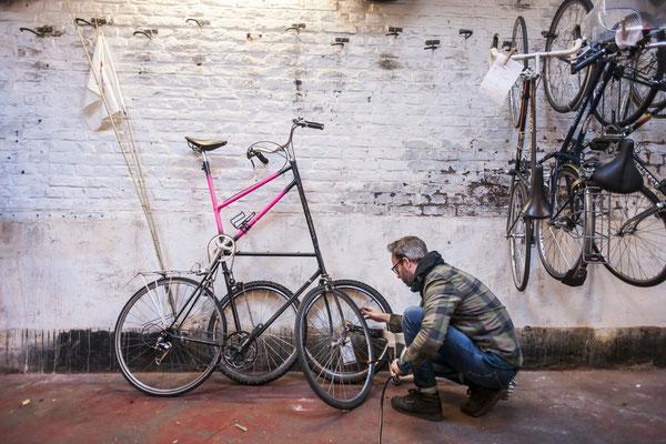 Vélove - Imagine demain le monde © François Struzik - simply human, 2019 - La Cyclerie, Liège