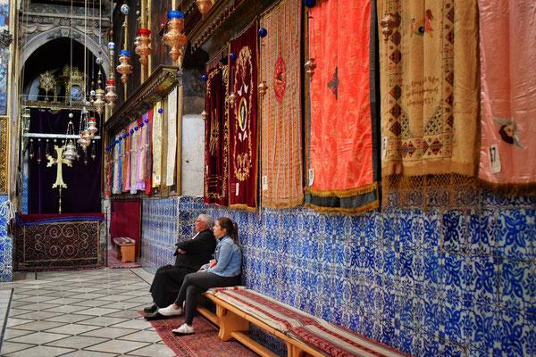Monastère arménien Saint-James, Jerusalem © Olga Struzik Pränting, 2019