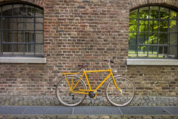Vélofabrik bicycles hand made in Belgium © François Struzik - simply human 2016
