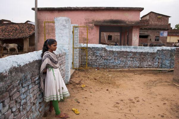 """Images adolescentes - """"Les Passeurs du réel"""" © François Struzik - simply human - Bihar, India"""