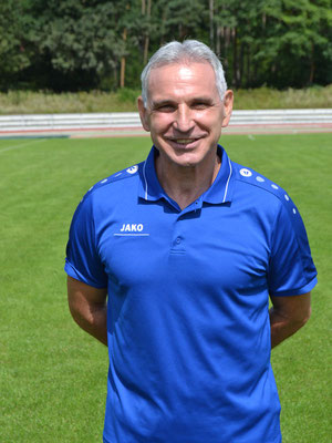 Trainer Uwe Beck