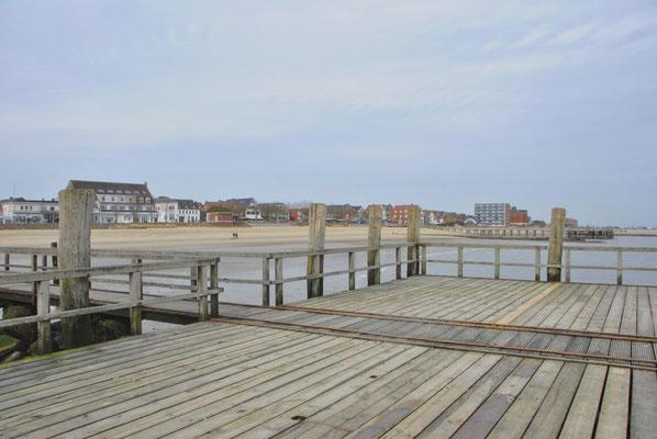 Strandpromenade Wyk auf Föhr