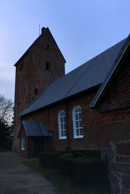 Kirch St. Nicolai Wyk
