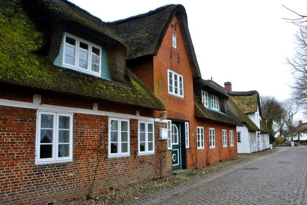 Reetdachhaus Nieblum