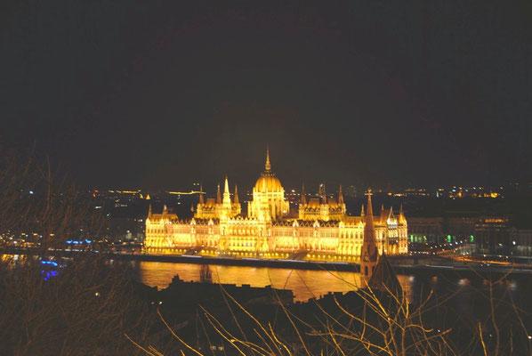 Budapest Parlament