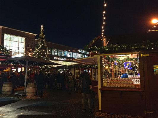 Wintergarten Rindermarkthalle