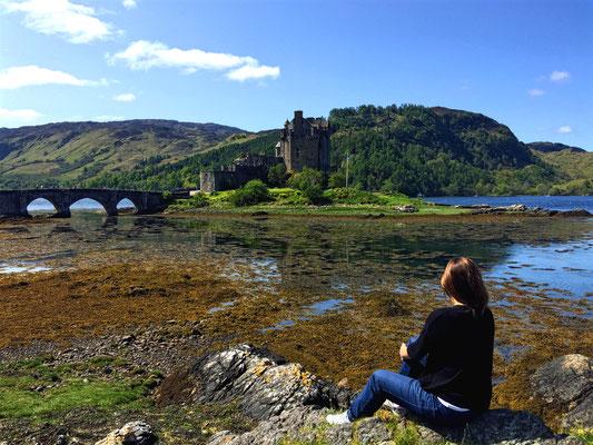 Schottland Eilan Donan Castle