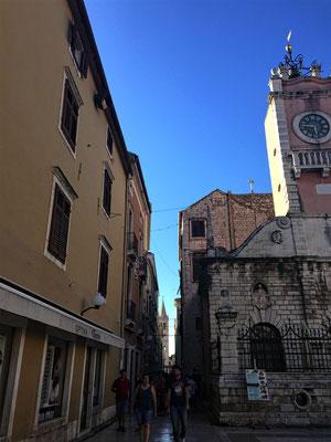 Zadar erkunden