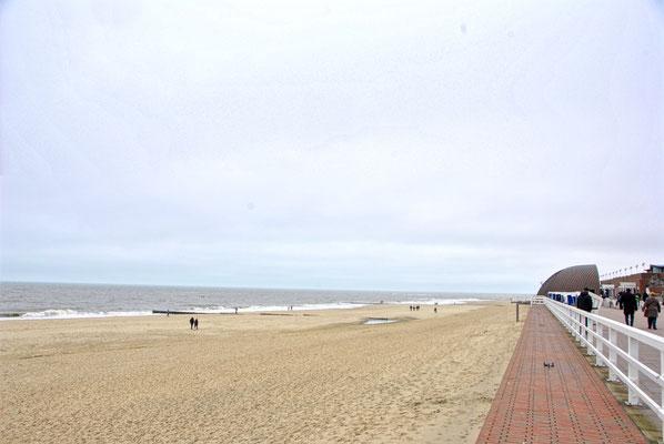 Strand Westerland Sylt