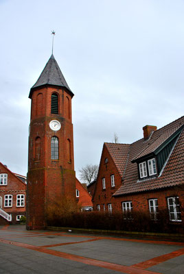 Glockenturm Wyk