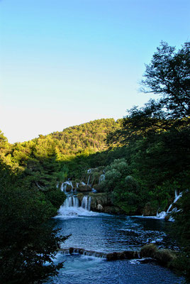 Wasserfall Nationalpark Krka