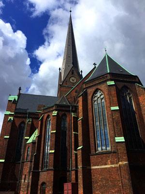 Hauptkirche St. Petri Hamburg