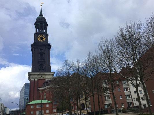 St. Michaelis Kirche Hamburg
