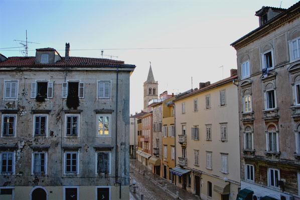 Städtetrip Zadar