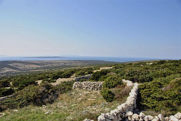 Insel Pag Kroatien