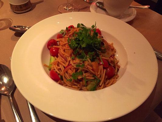 Spaghette: lactose- und glutenfrei, vegan