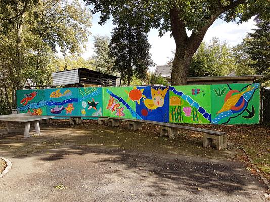 4. Termin-fertige Wand