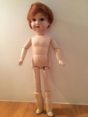 Réparation poupées anciennes