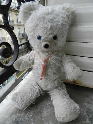 Clinique pour ours et animaux en peluche anciens et contemporains