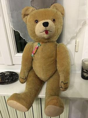restauration ours et poupées