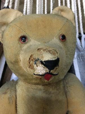 réparation ours et poupées