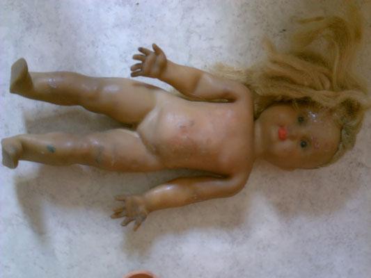 la clinique de poupée d'Eric Giovannini