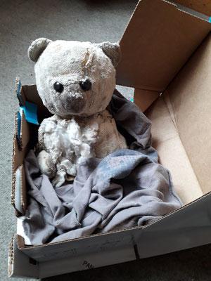 Réparation ours, doudous et peluches anciens et contemporains