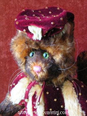 Le Chat Botté, création d'Eric Giovannini