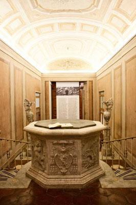 """Allestimento Mostra """"Rovine"""" a Palazzo Altemps - Museo Nazionale romano"""