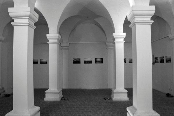 06 di 38 - La Cripta del Duomo durante l'allestimento