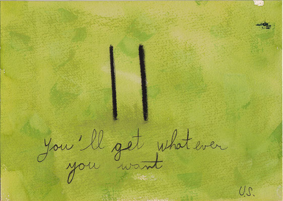 Errances #009, Whatever, 2015, 23 x 17 cm. - 9 x 6.5 inches.