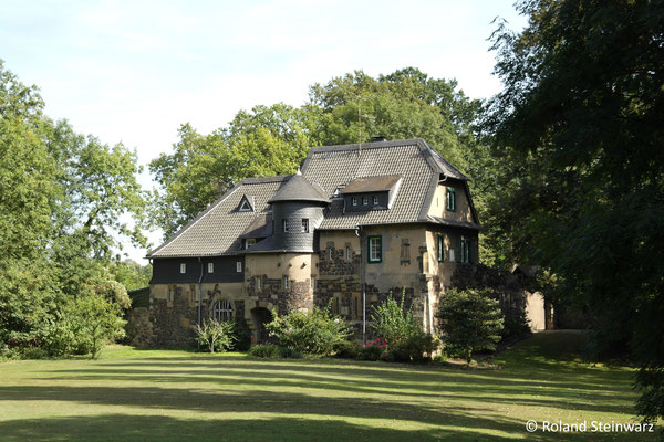 """Kutscherhaus der Burg Lede oder """"Villicher Wasserburg"""""""