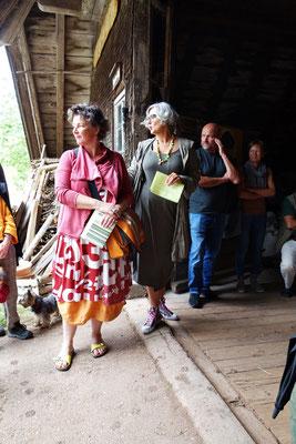 Barbara Hirth, Organisation, Beata Frenzel Initiatorin/Veranstalterin (von links nach rechts)