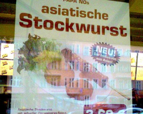 Die Welt wird immer mehr ein Dorf: Mittlerweile kommen einem selbst exotischste Spezialitäten vor wie deutsche Hausmannskost.