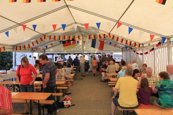 Deutsch-Französisches Fest