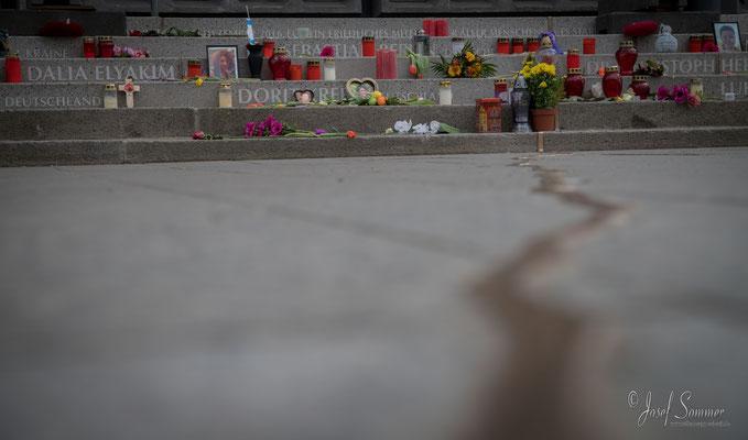 zum Gedenken an die 12 Opfer des Terroranschlages am Breitscheidplatz