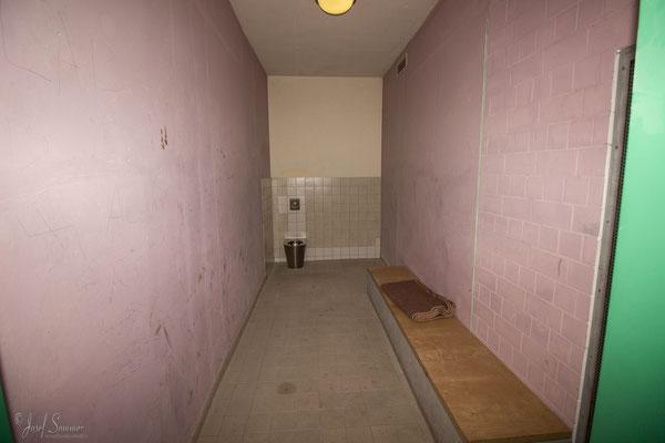 Gefängniskabine