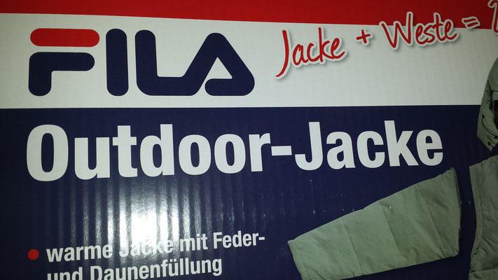 Indoor machen Jacken wenig Sinn