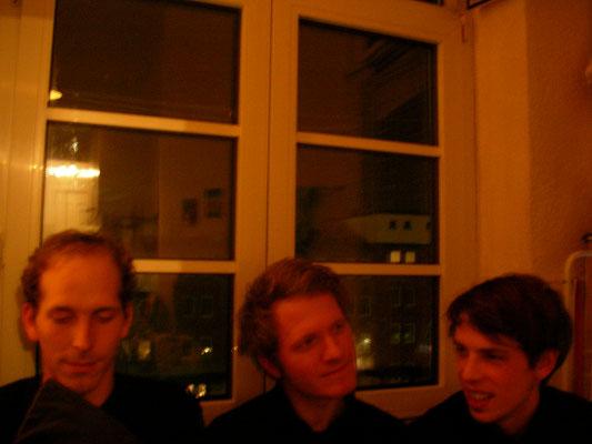 """Pressplay""-Session in Hamburg"