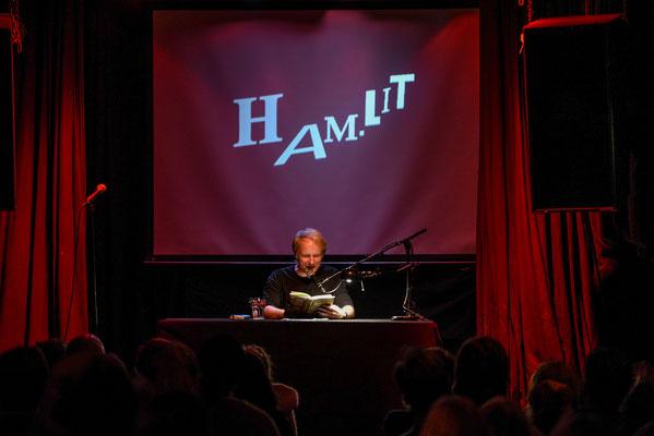 Jochen Schmidt bei HAM.LIT 2017 (Foto: Gordon Timpen)