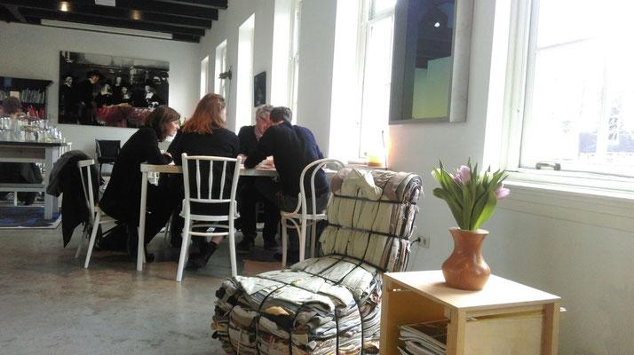 mairisch Verlag und Das Mag bei der Arbeit