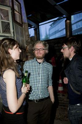 Daniel Beskos und Peter Reichenbach, 2011