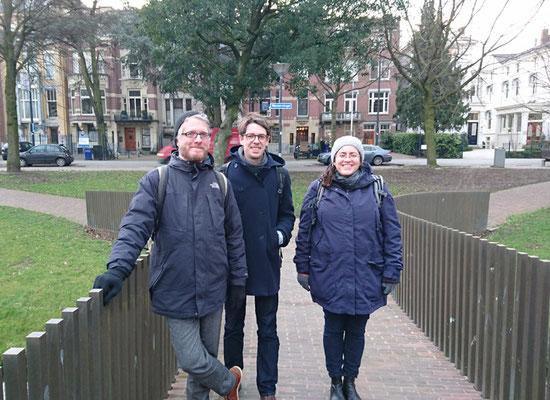 Schön wars, Amsterdam. Zum Abschied: Thementag Blue Monday.