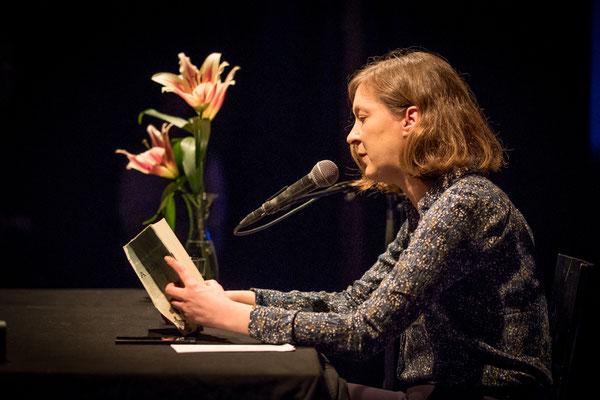 Inger-Maria Mahlke bei HAM.LIT 2019 (Foto: Gordon Timpen)